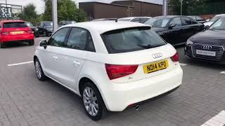 Approved Used Audi A1 Sportback Sport - Newcastle Audi