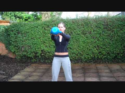 Fitness - Kettlebells For Beginners - Tutorial 1 Image 1