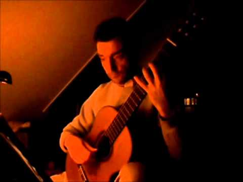 Poulenc Sarabande for guitar.wmv