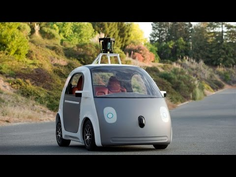Self-Driving Google Cars Hit Road Soon, Media Hates That They Don't Crash