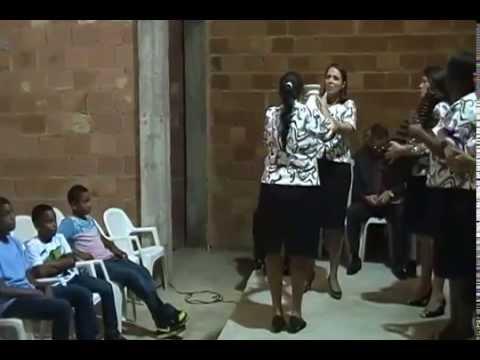 """Jogral """"O Vaso que Deus Procura"""" - Ass. de Deus de Rodilândia, filial de Jardim"""