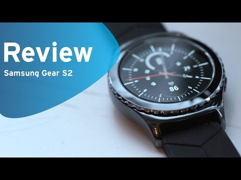 Samsung Gear S2 classic BALR. edition review (Dutch, BE)