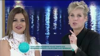 Xuxa e Mara Maravilha falam sobre amizade e polêmicas