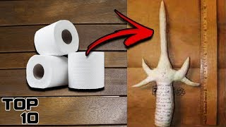 Top 10 Weirdest Items Confiscated From Prison Inmates