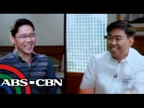 Junjun Binay stays silent on dating Kris Aquino