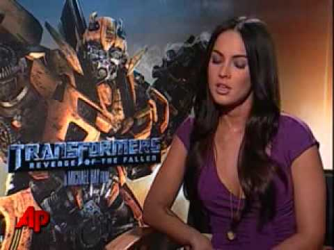 megan fox and shia labeouf transformers 2. Transformers 2#39; co-stars Megan