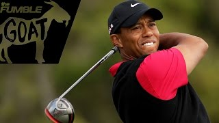 Tiger Woods: Greatest Golf Player EVER? -Fumble GOAT Series