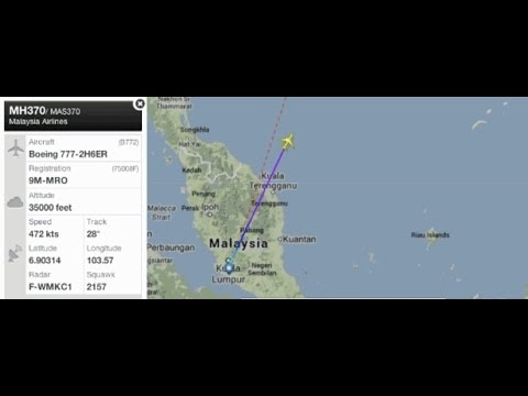 Update; Malaysia Prime Minister said Malaysia Airlines MH370 was not found