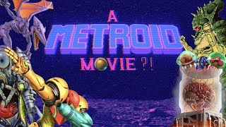A METROID MOVIE?!?! - Just, Rob