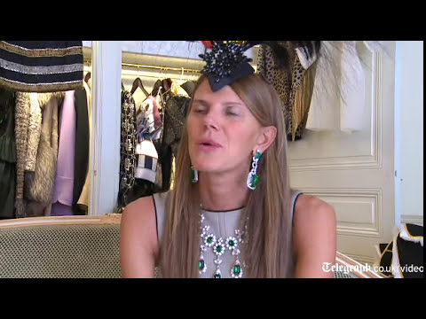 Anna Dello Russo: The Lady Gaga of Fashion Week