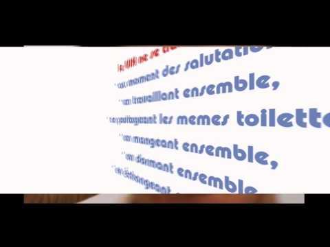 فيديو  على مرض السيدا بالفرنسية  mouhamed said