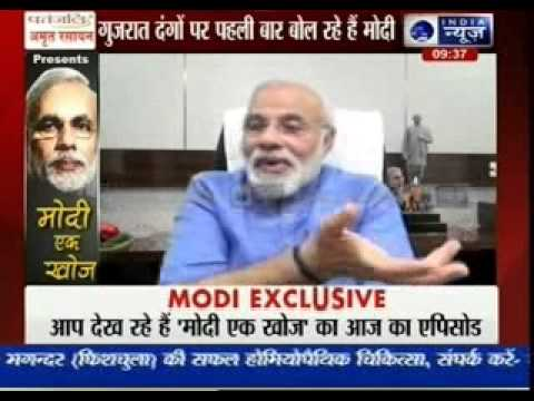Decoding Modi Part-IV: First & Exclusive Interview- Modi's reflections on 2002 post Godhra riot