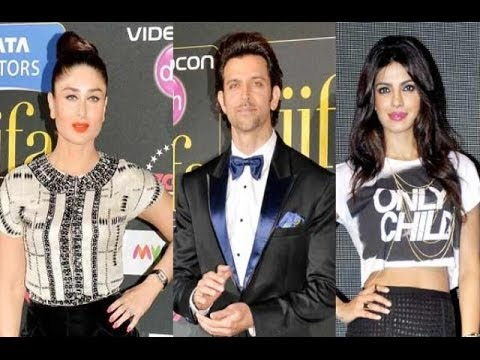 Hrithik Roshan Confused Between Kareena Kapoor And Priyanka Chopra video