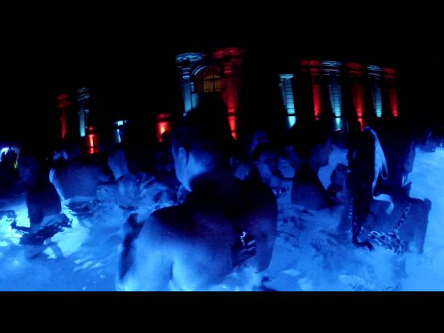Pool Party Budapest Sparty