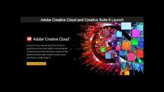Adobe Ships Creative Suite 6, Creative Cloud Up Next