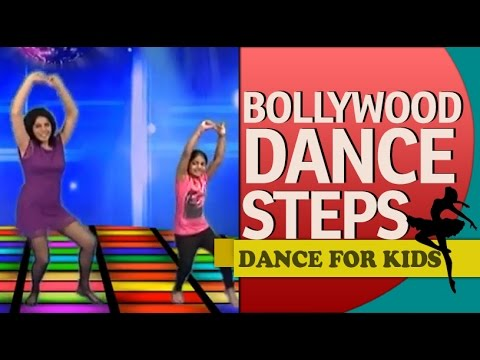 Bollywood Dance Steps For Kids