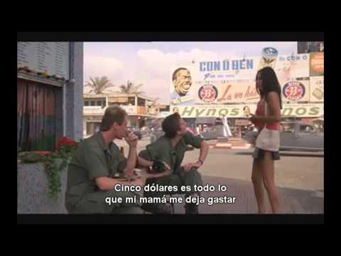 Full metal jacket (nacido para matar) Trailer con subtítulos en español rioplatense