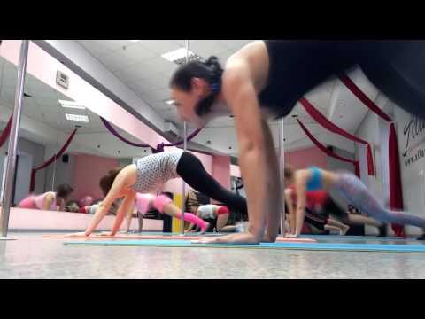 Стретчинг/stretching тренировка Екатерина Климова