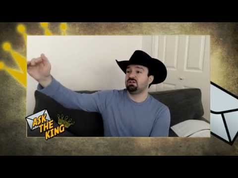 Ask the King Ep. 47: October 2014 pt2 - Howard Stern, Depression, Reviews, Drunken Gaming