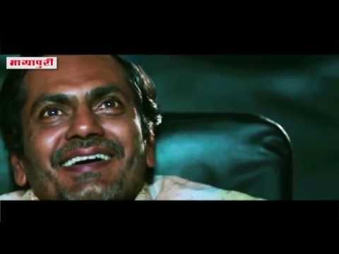 Nawazuddin Siddiqui Speaks his own Dialogue in film Badlapur