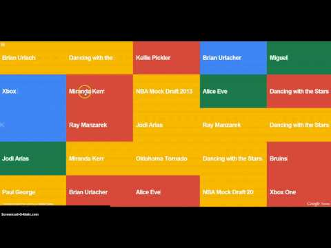 Google Trend Visualizer