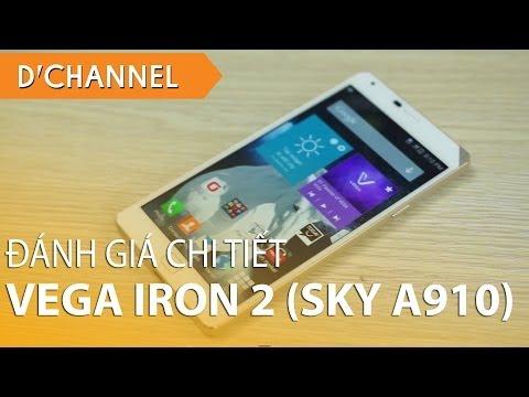Sky A910 - Đánh giá chi tiết sản phẩm