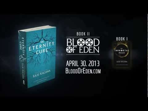 The Eternity Cure by Julie Kagawa (Book Trailer)