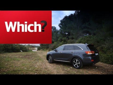 2015 Kia Sorento - Which? first drive