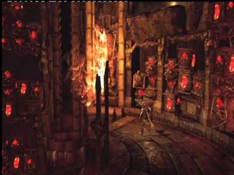 Dantes Inferno Walkthrough and Gameplay Part 47 Gates of Hell in HD
