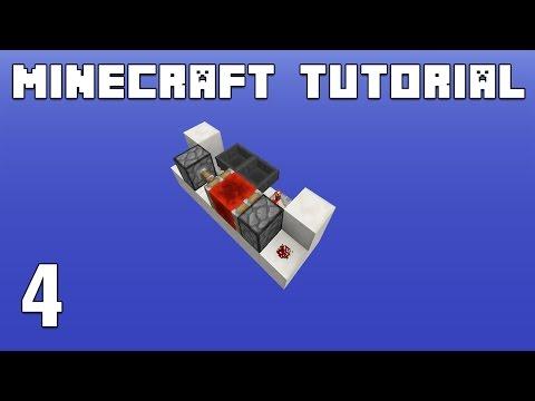 Minecraft Tutorial 4 - Hệ Thống Hẹn Giờ
