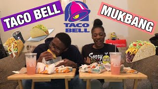 (STORY TIME 😯) HOW WE MET AND TACO BELL MUKBANG !!!!