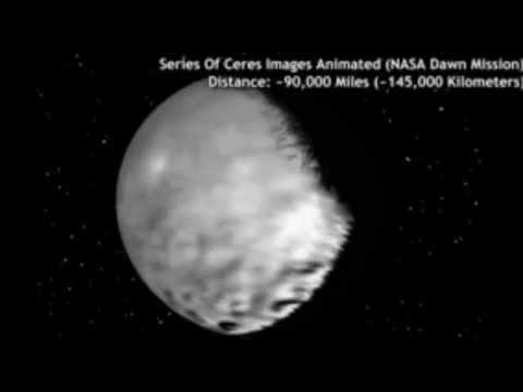 NASA Probe Snaps Stunning New Views of Dwarf Planet Ceres