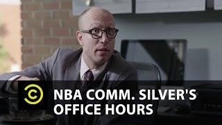 NBA Commissioner Silver's Office Hours