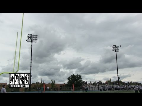 McDowell Trojans Lake Catholic High School Football 2014 Final Drive