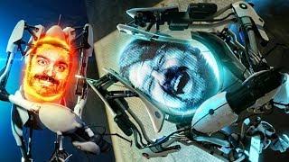 Portal 2 - Não, isso não! | NerdPlayer 314