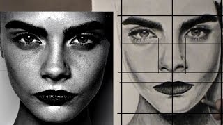 download lagu Easy Way To Draw A Realistic Face gratis
