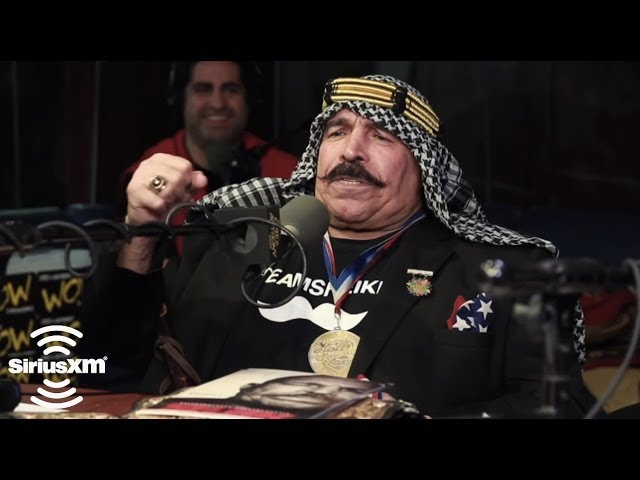 Iron Sheik: Justin Bieber is a Young Punk // SiriusXM // Opie & Anthony