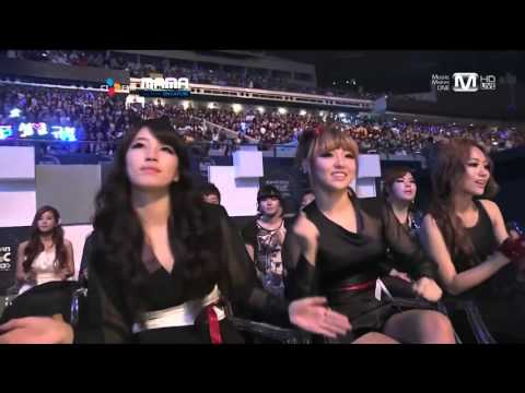 Mnet Asian Music Award Super Junior Mr  Simple
