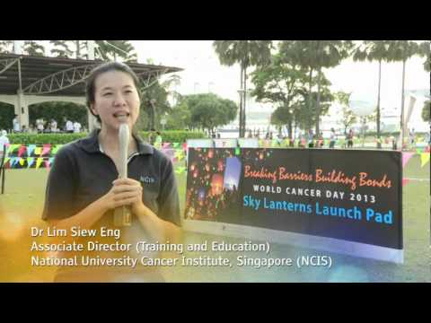 Breaking Barriers, Building Bonds - World Cancer Day 2013 Singapore