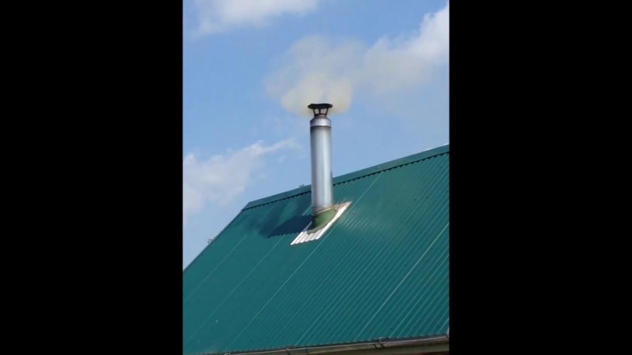 Как сделать чтобы из трубы шел дым 799