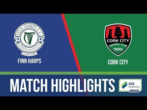 GW23: Finn Harps 0-0 Cork City