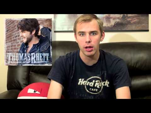 Thomas Rhett - It Goes Like This - Album Review video