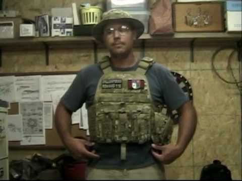 Condor Modular Operator Plate Carrier Table Top Review