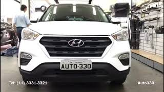 Faróis de Neblina Hyundai Creta - Kit Farol de Neblina e Ultra Led Creta - Auto330 Acessórios