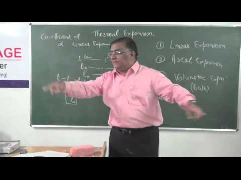 XI-10.2.Thermal expansion(2014).Pradeep Kshetrapal Physics