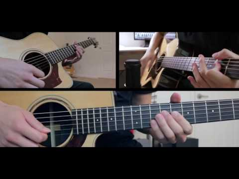 Bungou Stray Dogs ED - Namae wo Yobu yo (Acoustic guitar cover)