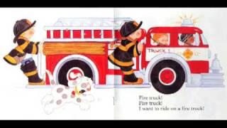 Fire Truck by Ivan Ulz