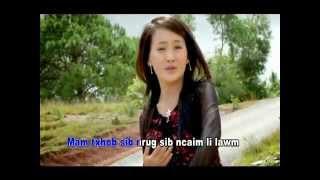 Paj Kub Tsab   Ntshaw Txoj Kev Hlub   YouTube