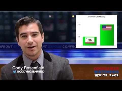 Gas Prices - Consumer Watchdog Bite Back - Cody Rosenfield