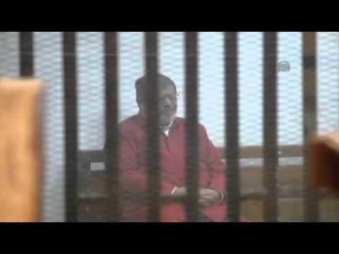Morsi 'espionage' trial continues in Egypt
